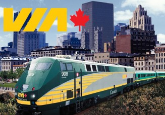 VIA Rail's Travel Agent Support
