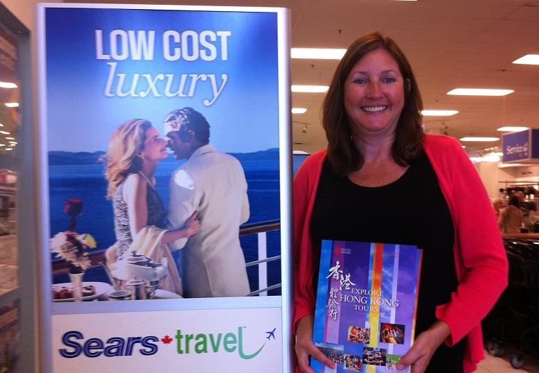 Sheila Little Wins Fabulous Trip To Hong Kong