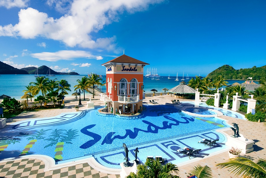 Barbra Morrison Of Travel Only Wins Trip To Sandals