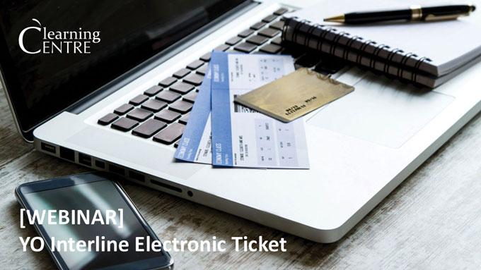YO Interline Electronic Ticket