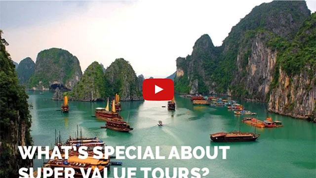 What's Special About Super Value Tours?