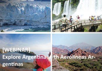 Explore Argentina With Aerolineas Argentinas