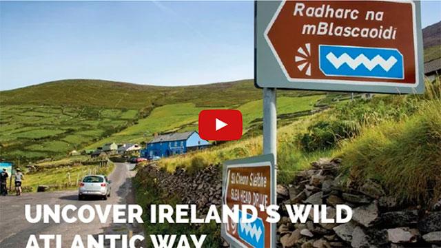 Uncover Ireland's Wild Atlantic Way!