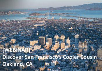 Discover San Francisco's Cooler Cousin – Oakland, CA
