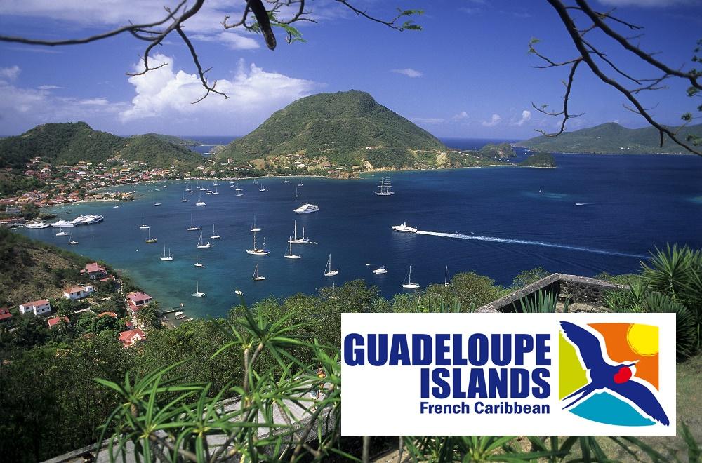 La Rade De Terre-de-Haut, Vue Depuis Le Fort NapolŽon, Aux Saintes (Guadeloupe) [*]Terre-de-Haut Bay View, From Fort NapolŽon, Les Saintes Island (Guadeloupe)
