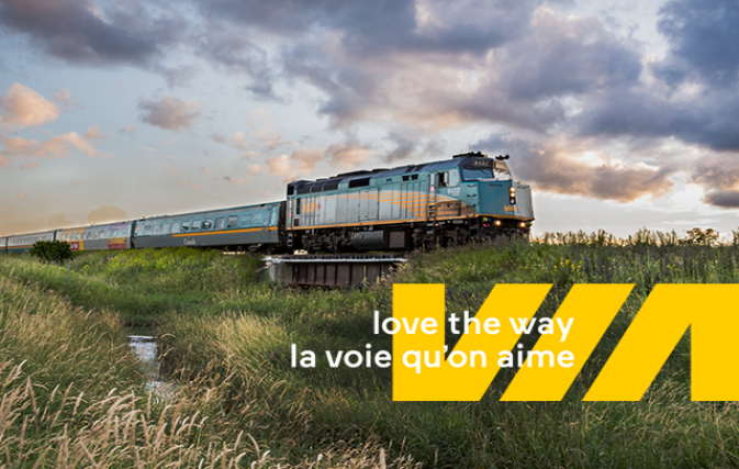 VIA Rail Specialist Program