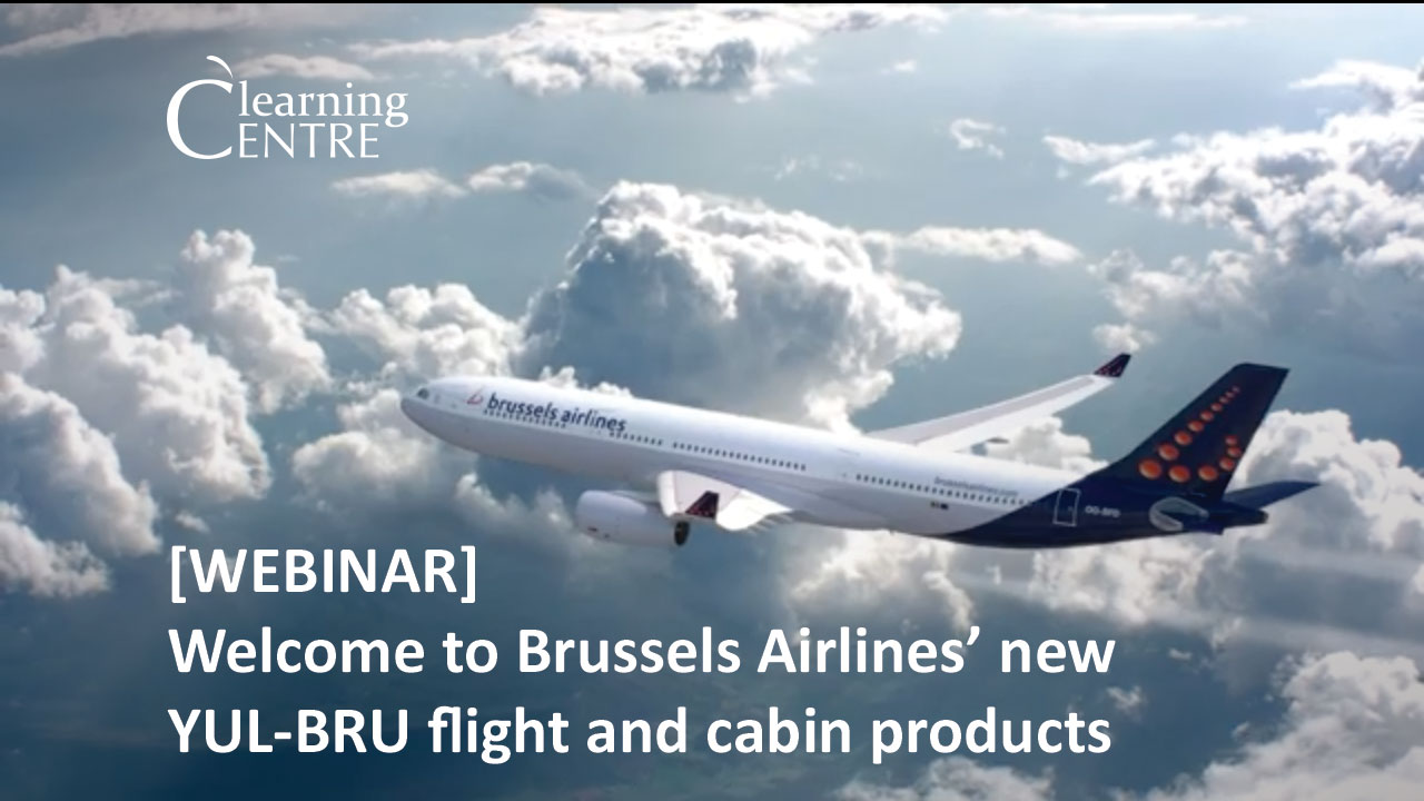 Welcome To Brussels Airlines' New YUL-BRU Flight And Cabin Products