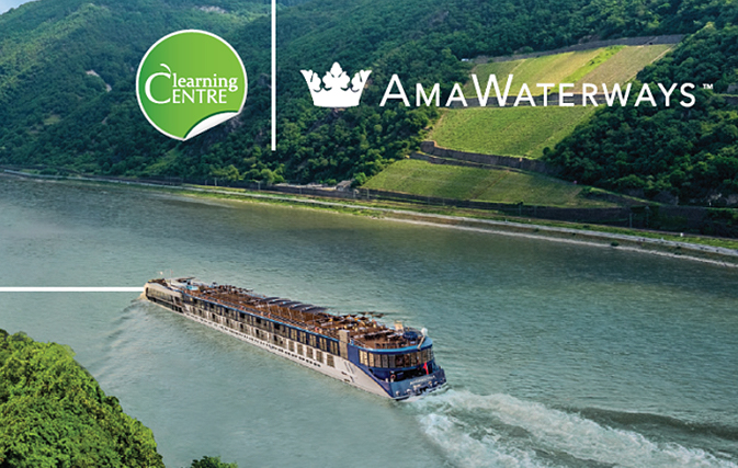 Ama Waterways Landing Page