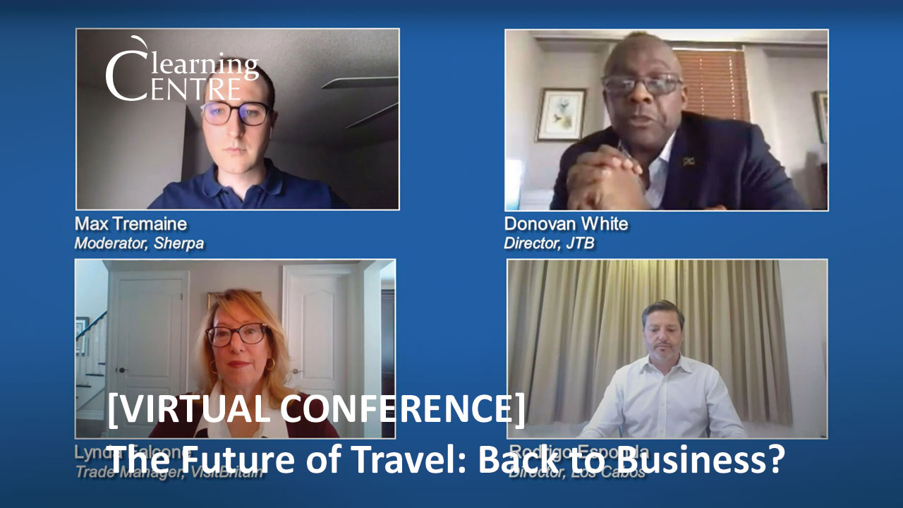 'The Future Of Travel: Back To Business?' A Virtual Conference
