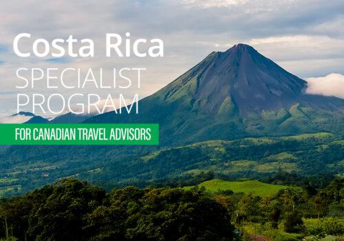 Costa Rica Specialist Program