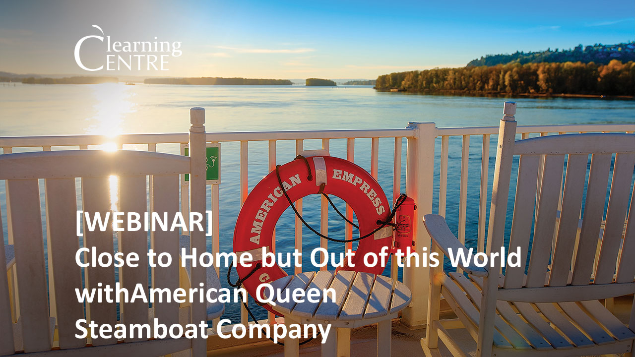 Close To Home But Out Of This World With American Queen Steamboat Company
