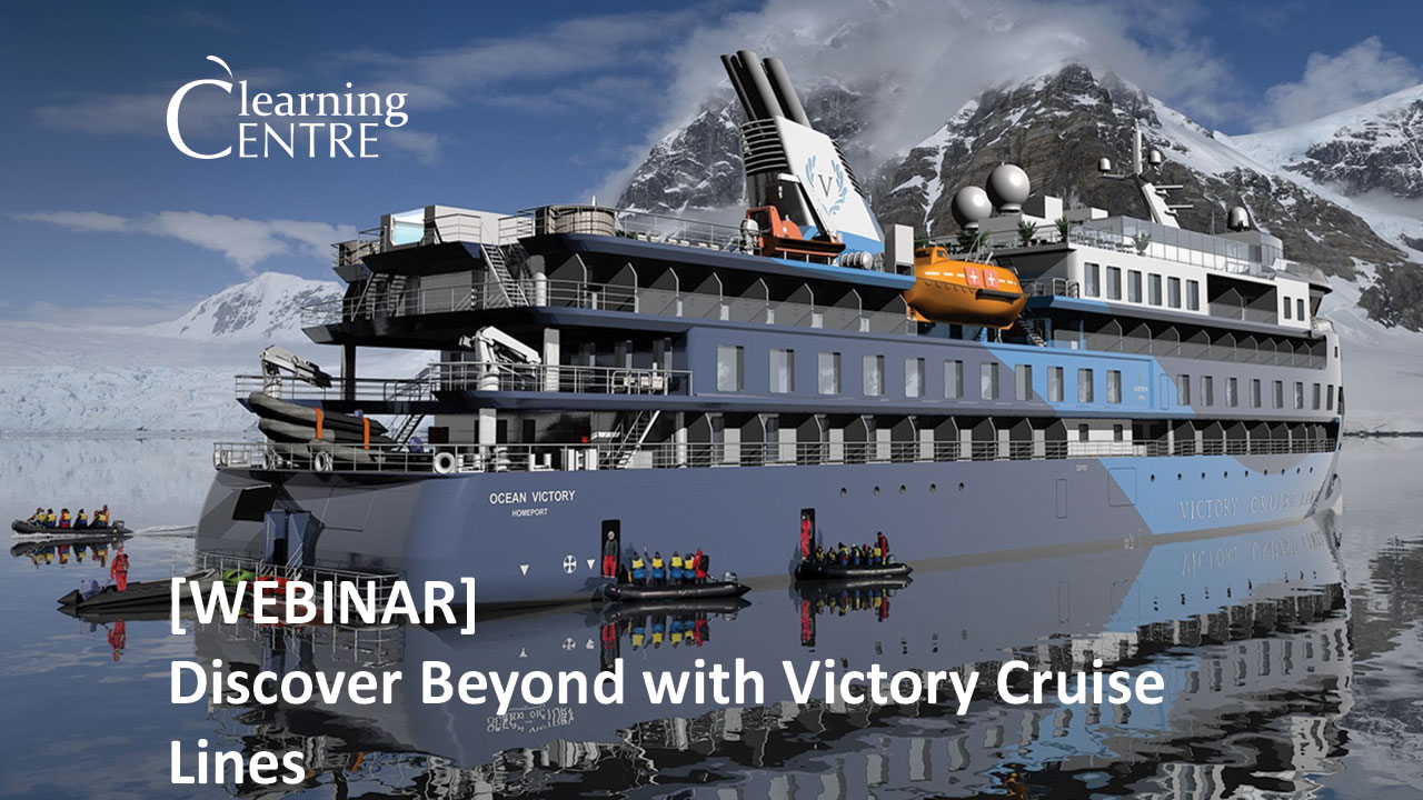 Discover Beyond With Victory Cruise Lines