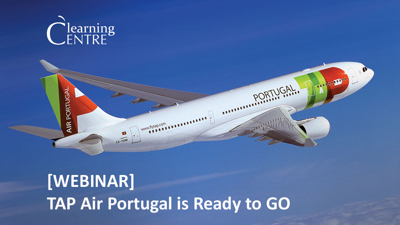 TAP Air Portugal Is Ready To Go