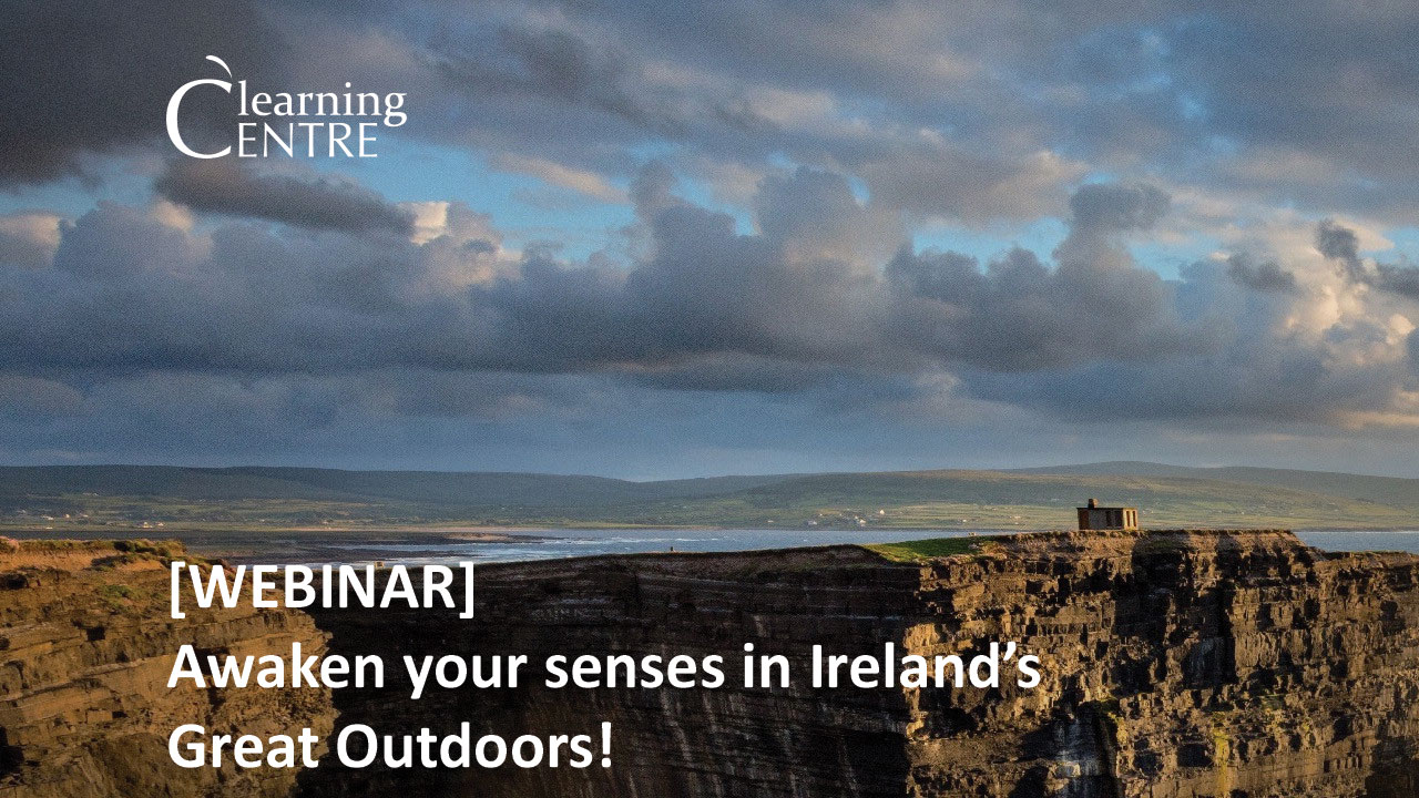 Awaken Your Senses In Ireland's Great Outdoors!