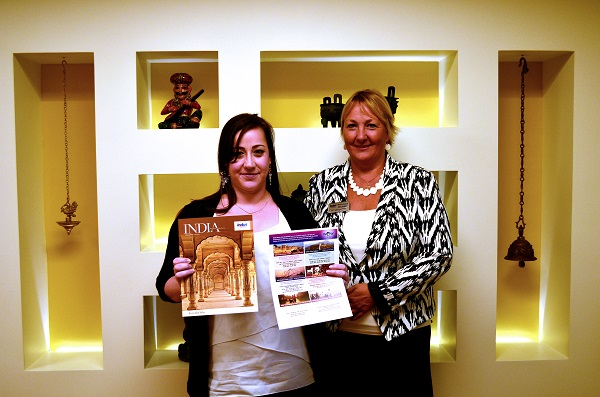Indus Travel Announces Marnie Pitchford, Flight Centre Associate As Winner Of WoW Tour To India