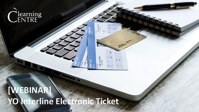 [Webinar] YO Interline Electronic Ticket