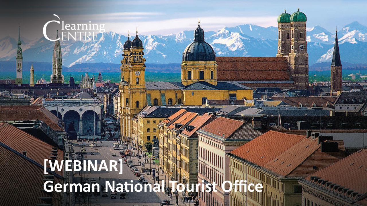 [Webinar] German National Tourist Office Presents Contiki & Muenchen