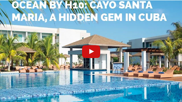Ocean By H10: Cayo Santa Maria, A Hidden Gem In Cuba