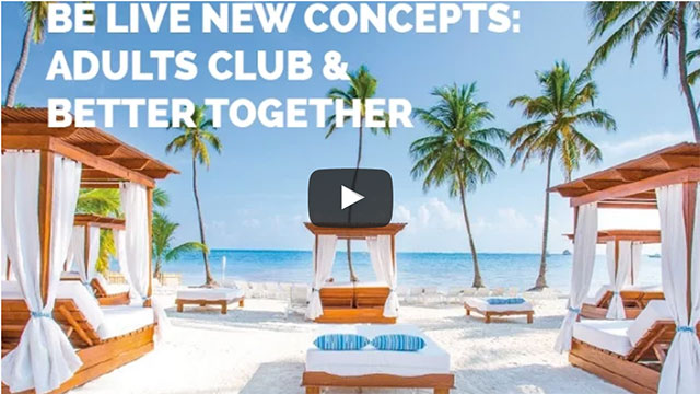 Be Live New Concepts: Adults Club & Better Together