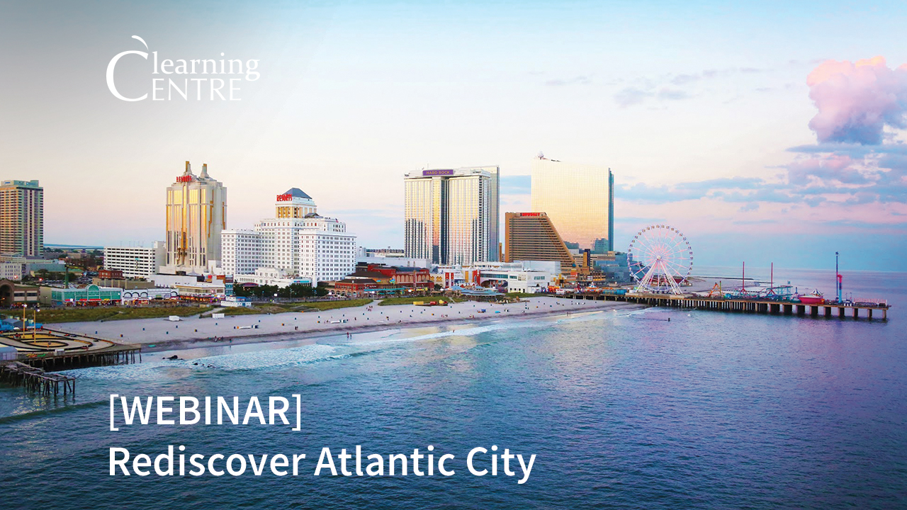 Rediscover Atlantic City