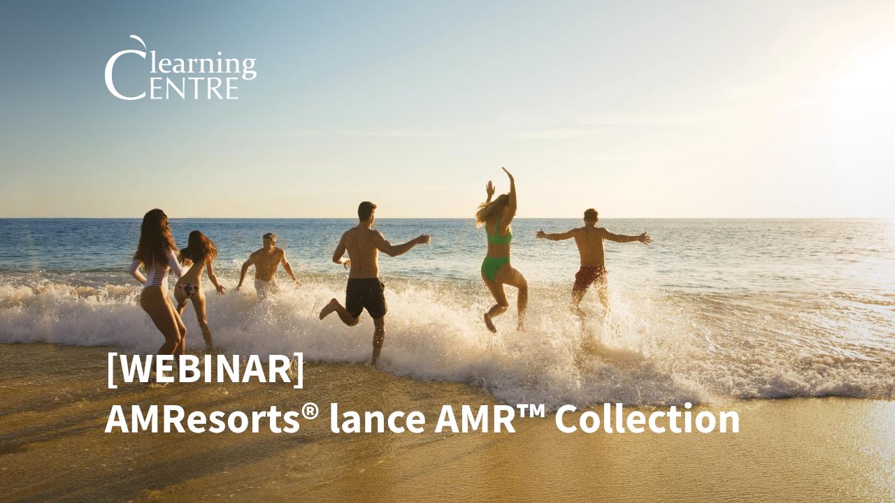 AMResorts® Lance AMR™ Collection